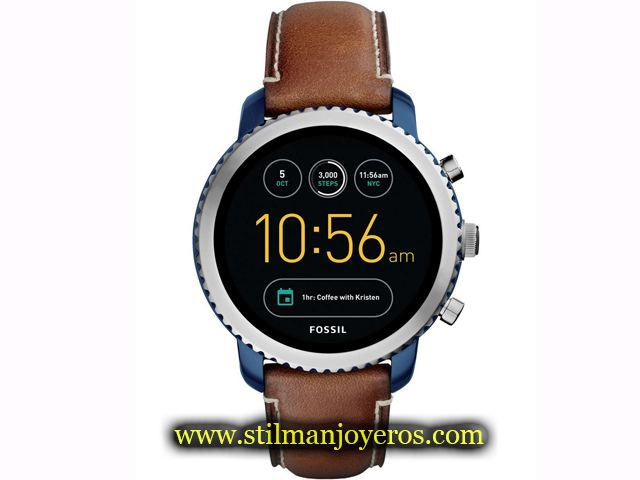 FOSSIL SMART WATCH Q EXPLORIST