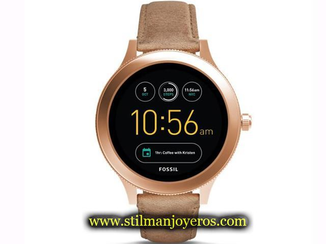 FOSSIL SMART WATCH Q VENTURE
