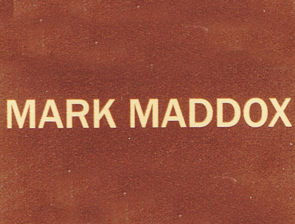 Watches Mark Maddox